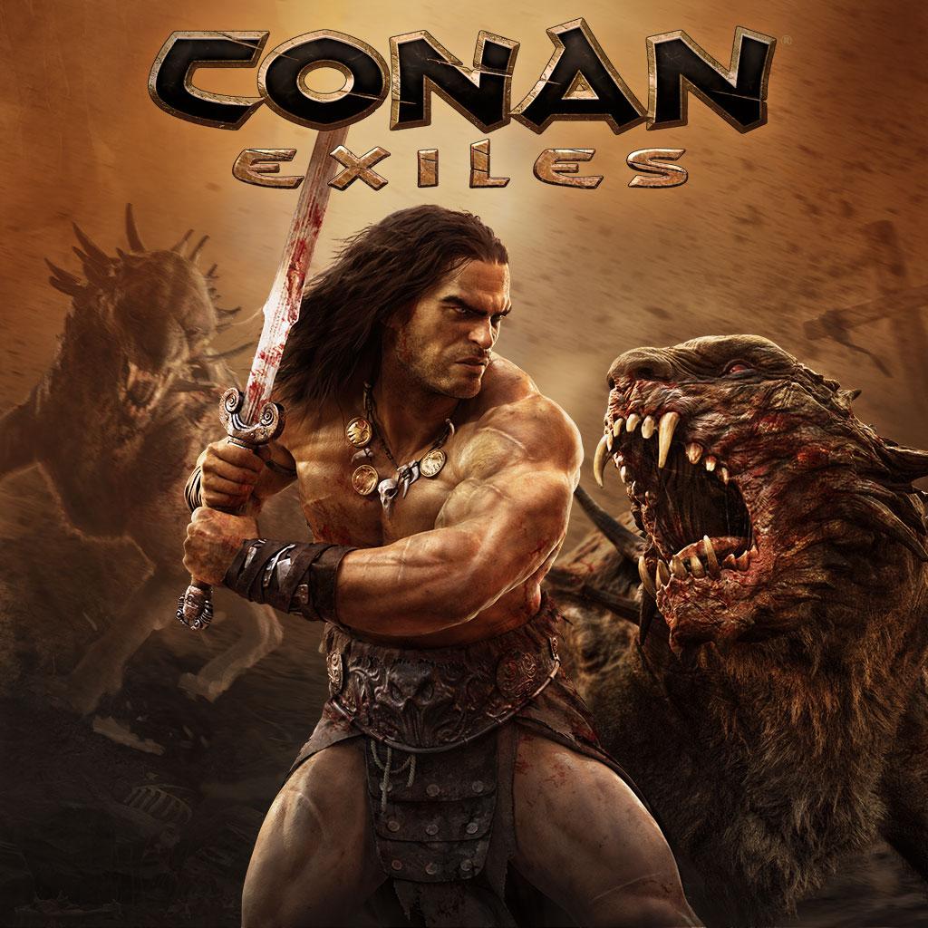 Conan Exiles, 柯南的流亡, PS4, GSE,