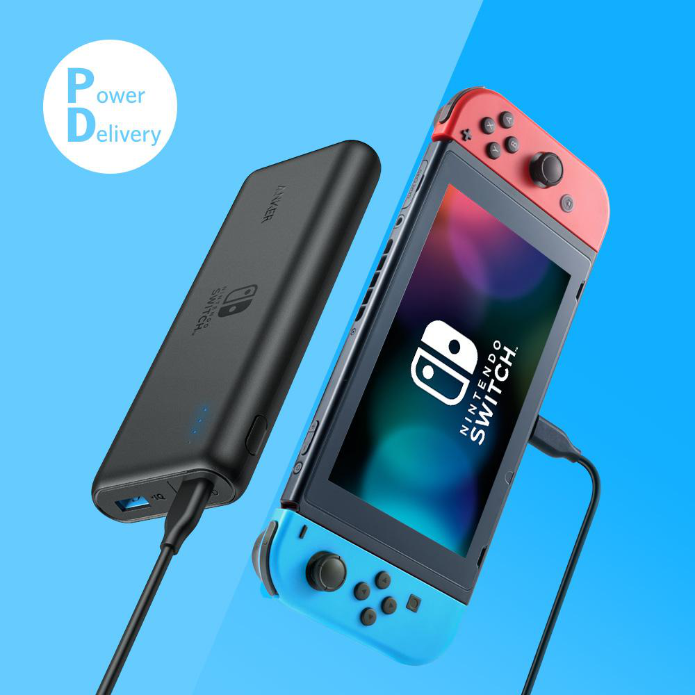 Nintendo Switch, Anker, GSE,