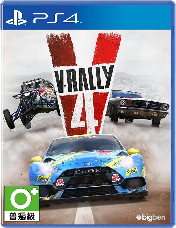 V-Rally 4, 越野英雄 4, GSE,