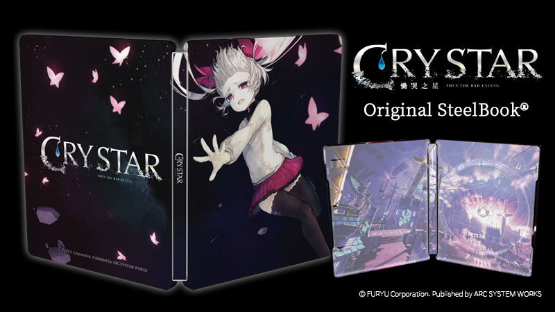 CRYSTAR, 慟哭之星, PS4, GSE,