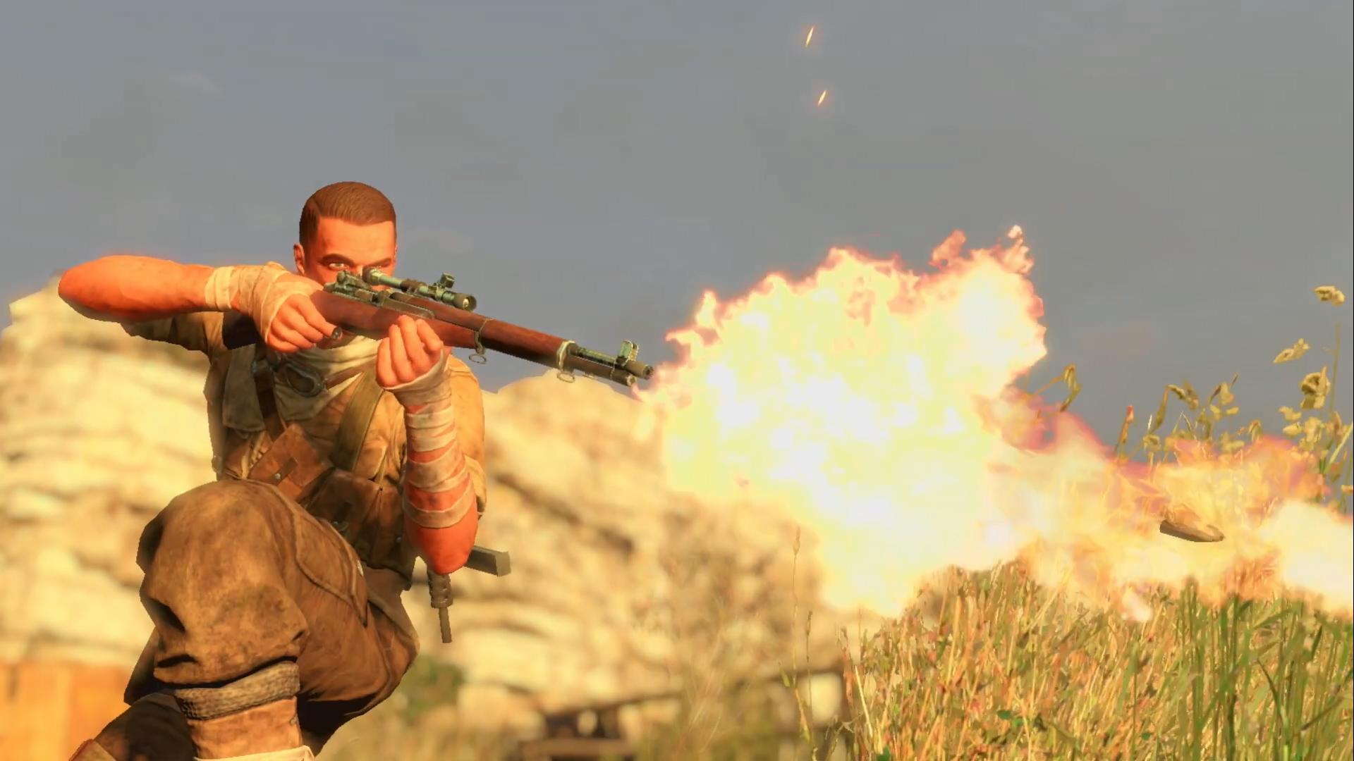 狙擊之神, 狙擊精英3, Sniper Elite 3, NS, GSE,