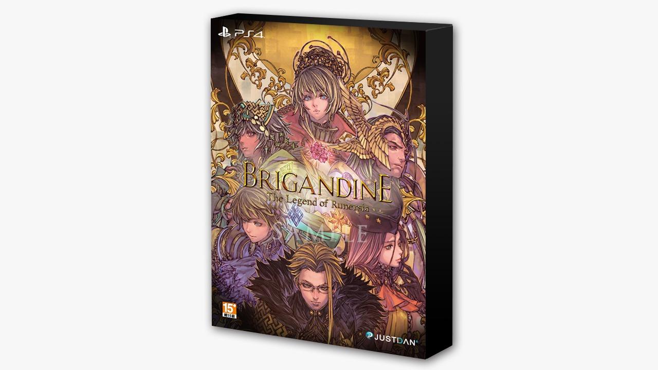 幻想大陸戰記:盧納基亞傳說,Brigandine The Legend of Runersia,PS4,GSE,
