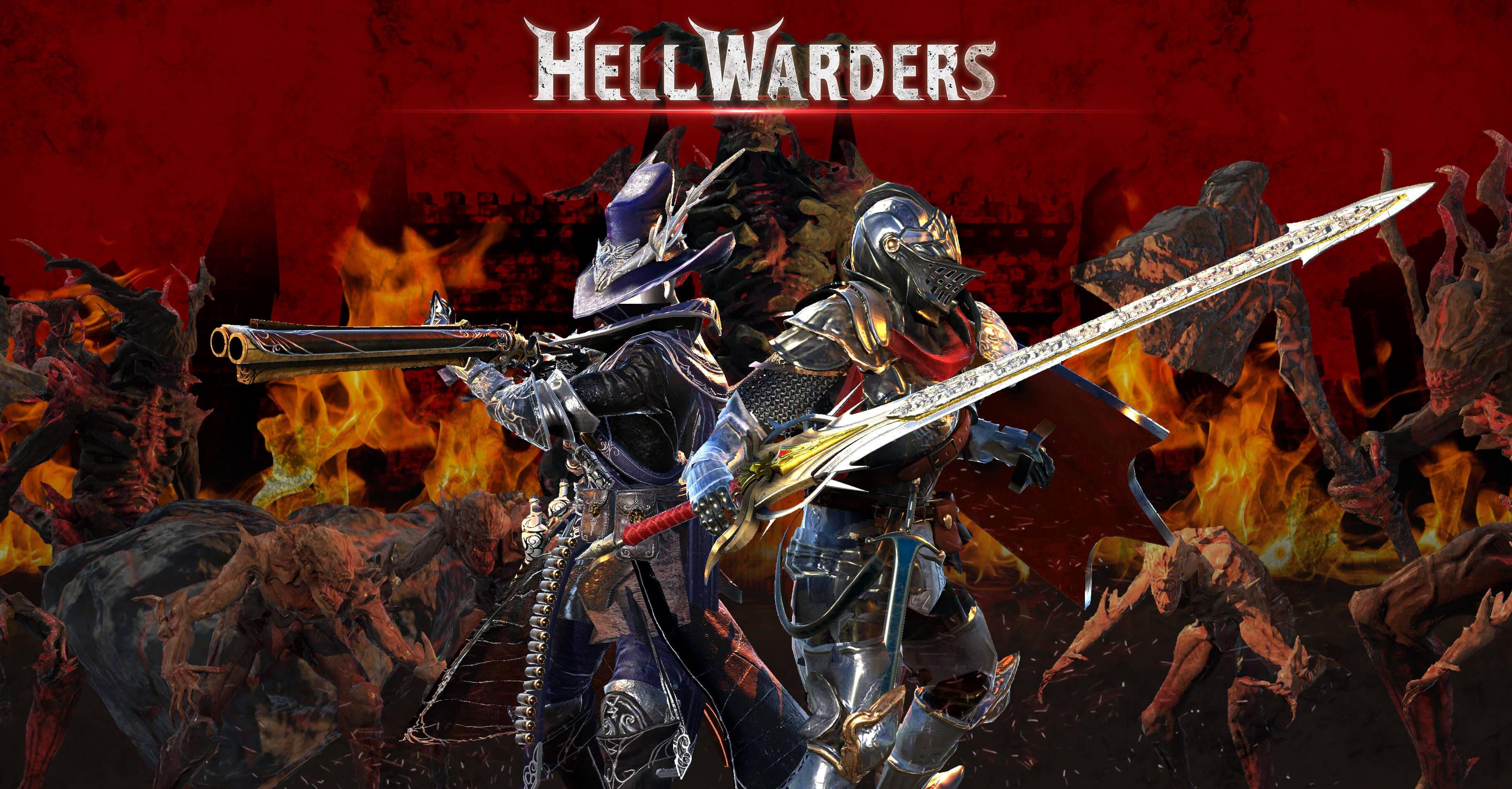 煉獄圍城, Hell Warders, PS4, Nintendo Switch, Anti Gravity Game, GSE,