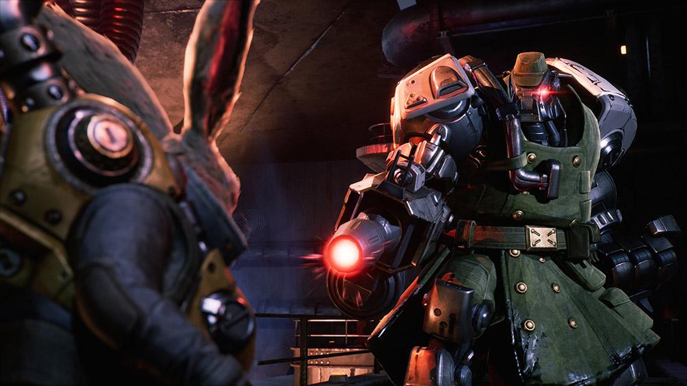 暗影火炬城, F.I.S.T. Forged In Shadow Fist, Game Source Entertainment, GSE,