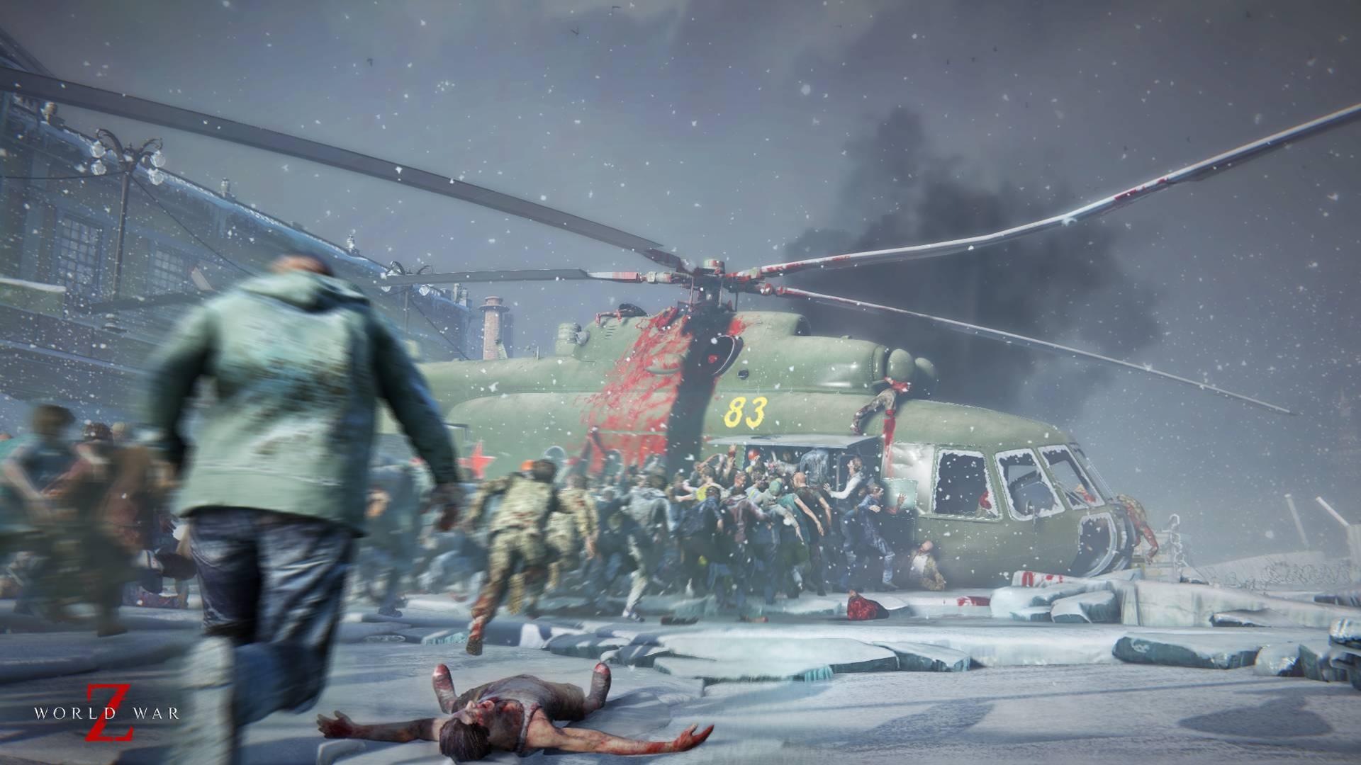 末日之戰Z, World War Z, WWZ, PS4, Xbox One, PC, GSE,