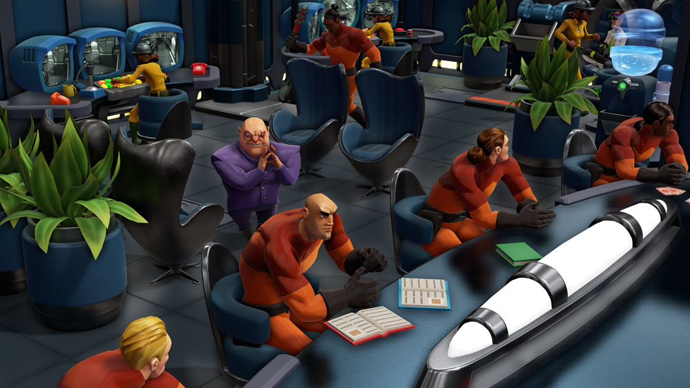 邪惡天才2, Evil Genius 2: World Dormination, Rebellion, Sold Out, Game Source Entertainment, PS5, PS4, Xbox One,