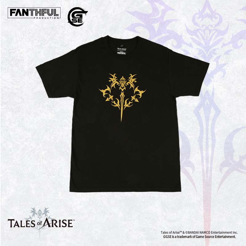 Tales of Arise, 破曉傳奇, 官方授權周邊產品, Officially Licensed Peripheral Products, Bandai Namco Entertainment, FANTHFUL, GSE,
