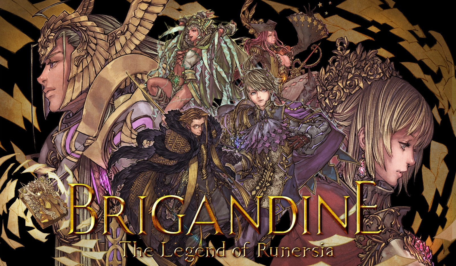 幻想大陸戰記:盧納基亞傳說,Brigandine The Legend of Runersia,NS,GSE,