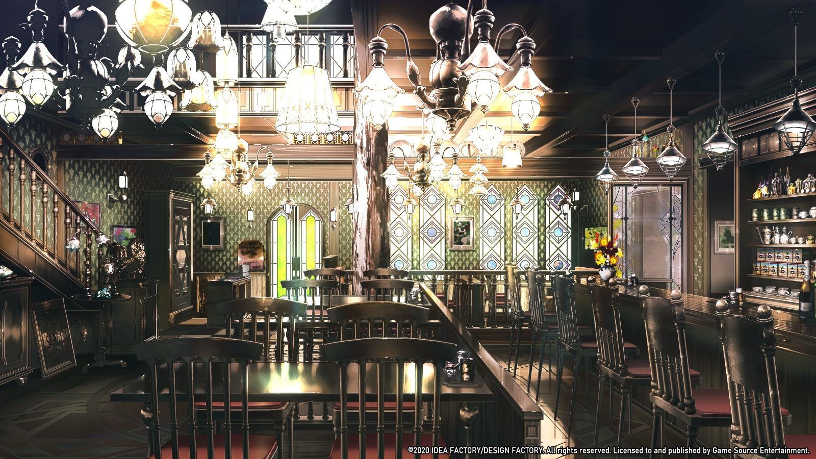幻奏咖啡廳–Enchante–,Otomate,Idea Factory,NS,GSE,