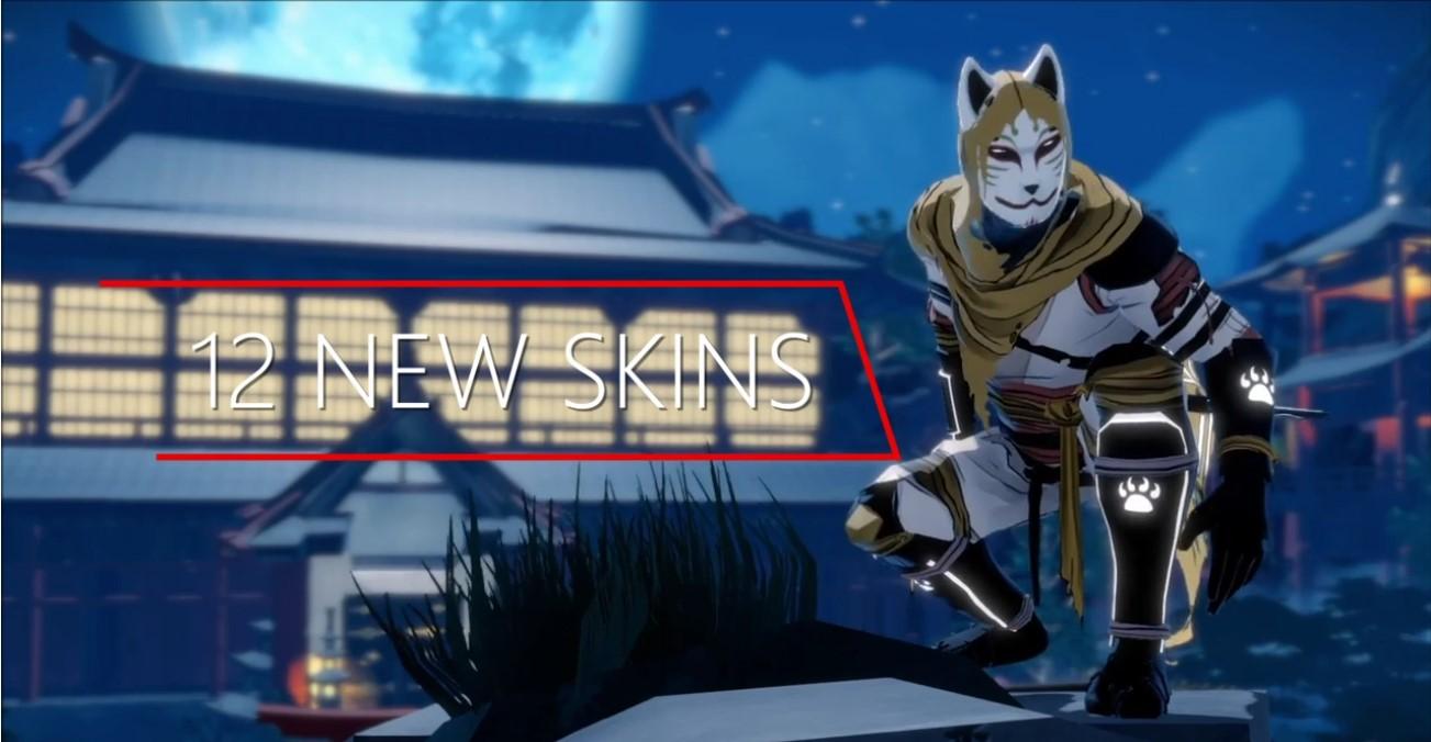 荒神:暗影版, Aragami - Shadow Edition, NS, GSE,
