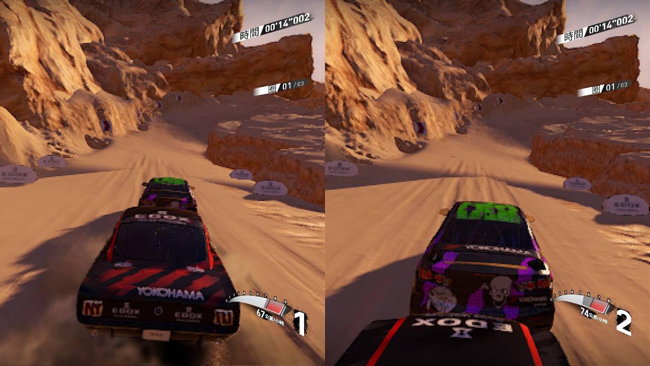 V-Rally 4, 越野英雄 4, Nintendo Switch, GSE,