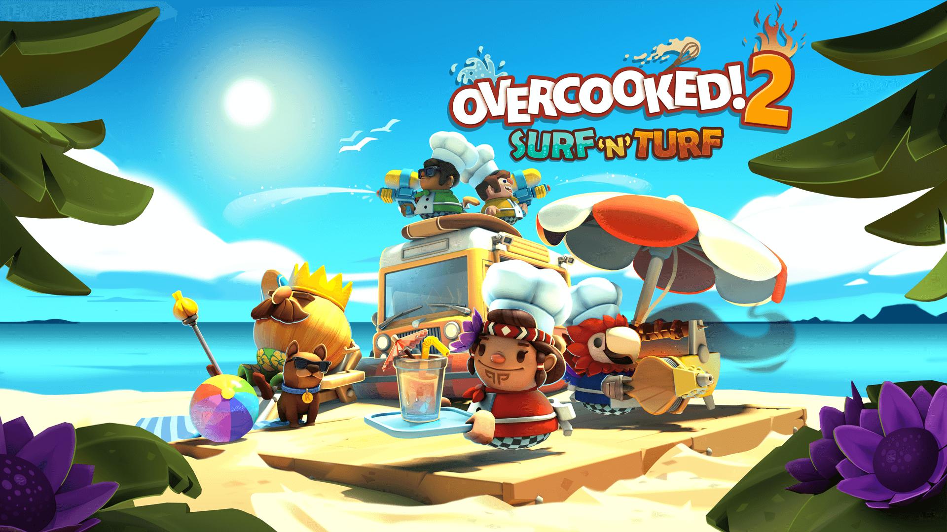 Overcooked! 2 – Surf 'n' Turf, GSE,