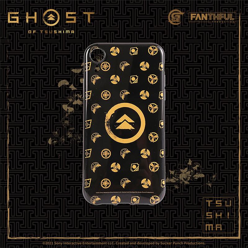對馬戰鬼, Ghost Of Tsushima, Fanthful, OLP, iPhone手機保護殼, Game Source Entertainment, GSEHK,