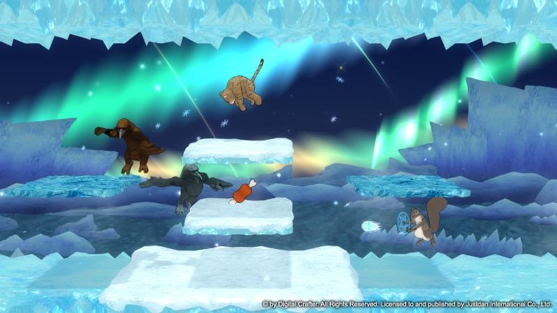 動物之鬪:競技場, Fight of Animals: Arena, Nintendo Switch, Game Source Entertainment, GSE,