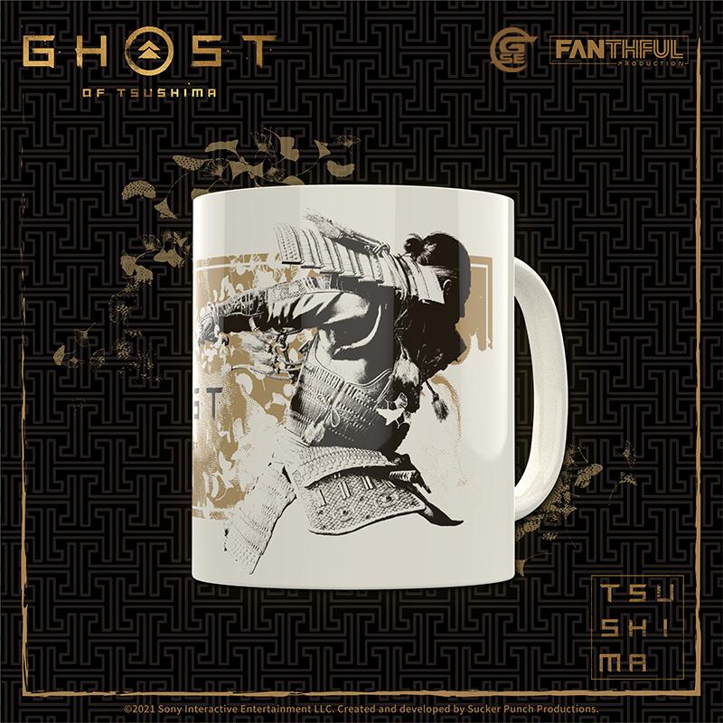 對馬戰鬼, Ghost Of Tsushima, Fanthful, OLP, 馬克杯, Game Source Entertainment, GSEHK,