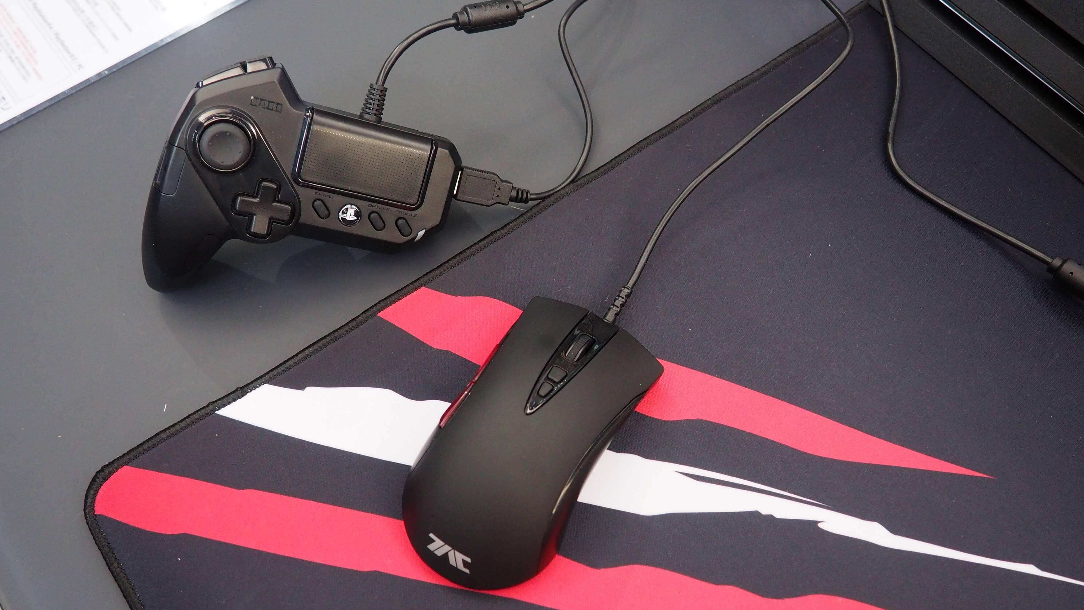 HORI, PS4 Tactical Assault Commander, TAC, GSE,