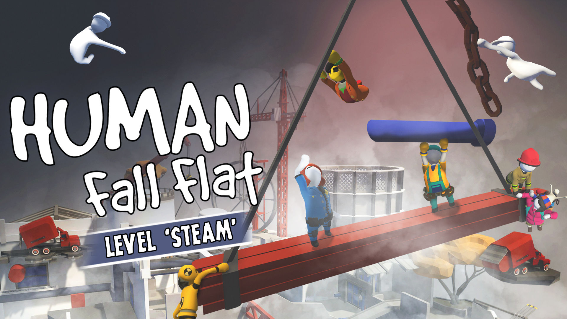 人類 : 跌落夢境 [周年紀念版],Human: Flat Fall – Anniversary Edition,NS<GSE,