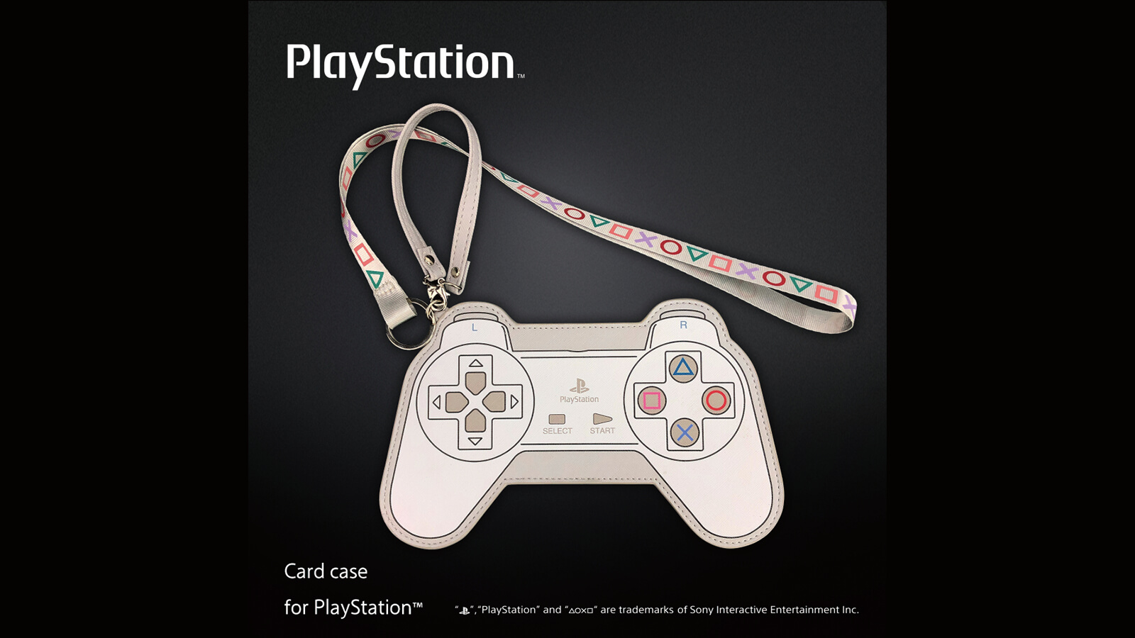 PlayStation主題紀念品, 官方授權周邊產品, Fanthful, GSE,