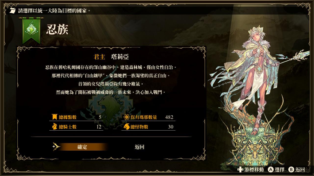 幻想大陸戰記:盧納基亞傳說,Brigandine The Legend of Runersia