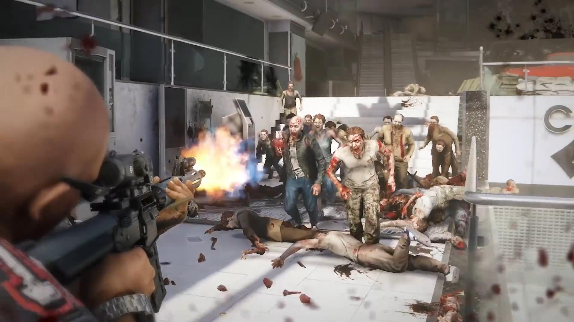 末日之戰Z, World War Z, WWZ, PS4, Xbox One, GSE,